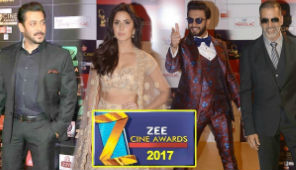 Zee Cine Awards 2017 Full Show Red Carpet