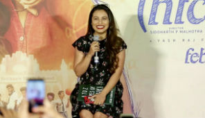 Hichki Trailer Launch