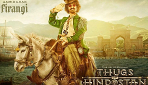 Motion teaser: Aamir Khan as Firangi in Thugs of Hindostan