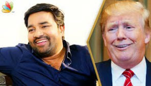 Trump wants me to SAVE America : Mirchi Shiva funny but Serious Interview