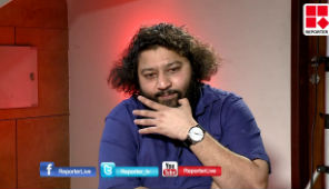 Close Encounter with Lijo Jose Pallishery