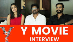 Y Movie Interview with the Crew