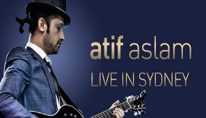 Atif Aslam Live Performance At Sydney | Australia