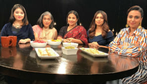 The Actresses Roundtable 2017 with Rajeev Masand