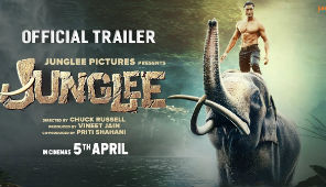 Junglee Hindi Movie Review and Rating