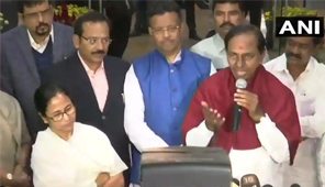 CM KCR Speaks To Media After Meeting With West Bengal CM Mamata Banerjee