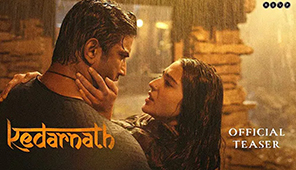 Kedarnath, Official Teaser