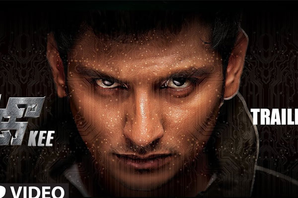 Kee Tamil Movie Review and Rating