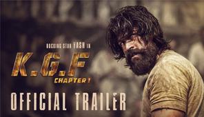 Kolar Gold Fields (KGF), Official Hindi Trailer