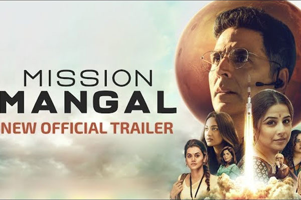 Mission Mangal Hindi Movie Review and Rating