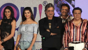 Rangeela Raja Title Song Launch | Bollywood Celebrities Interview