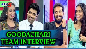 Goodachari Movie team interview