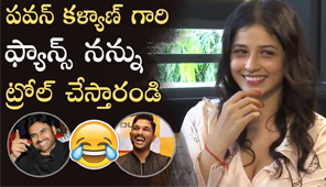 Pawan Kalyan Is My Favorite and Allu Arjun Is My Crush Says Taxiwala Actress Priyanka Jawalkar