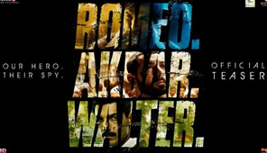 Romeo Akbar Walter Hindi Movie