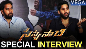 Savyasachi Movie Team Exclusive Interview | Naga Chaitanya | Chandoo Mondeti