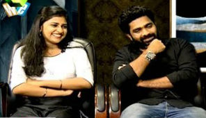 Askar Ali and Parvathi about Chembarathipoo