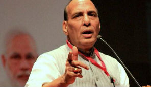 BJP won't fight one who is worshipped, says Union Minister Rajnath Singh
