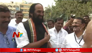 Uttam Kumar Reddy Raises Doubts on EVM and VVPAT Machines