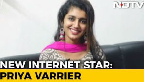 Meet The New Internet Sensation: Priya Prakash Varrier