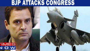 BJP moves privilege motion against Rahul Gandhi over Rafale deal