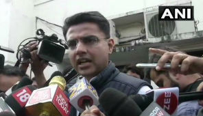 Sachin Pilot Thanks People For Early Results, Says Party Headed To Win
