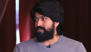 Rocking Star Yash's Interview About KGF | Part - 1